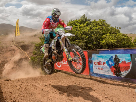 Watch the Race Highlights of Day 1 – ISDE Chile