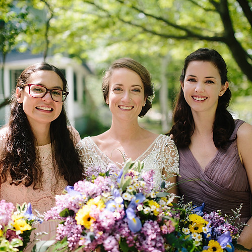 Lauren+Sam: Photos by Bam Photo
