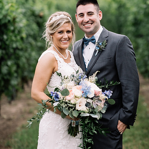 Jenna+Casey: Photos by Dan Stewart Photography