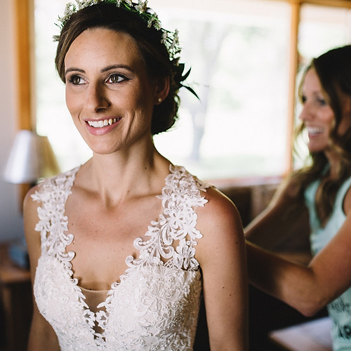Grace+Jusitn: Photos by Dan Stewart Photography