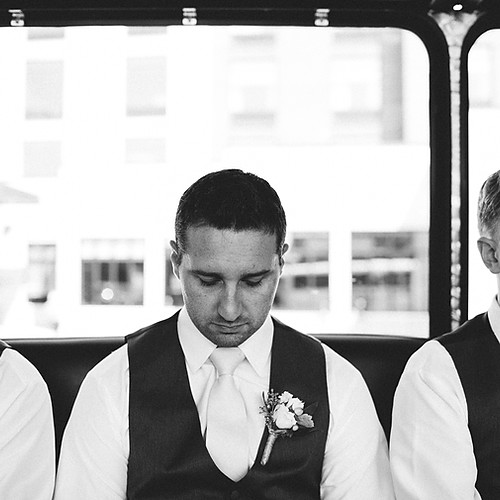 Lauren+Blake: Photos by Dan Stewart Photography