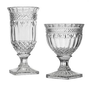 "Marnier Vase. 9.5"", 13"". Rental: $10, $13 Retail: $36.99, $44.99"