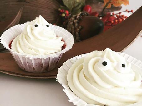 Red Velvet Cupcakes - Geister