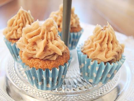 Maroni-Karotten Cupcakes (Mini)