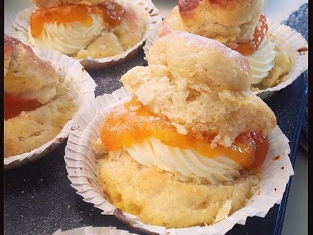Brioche Cupcakes