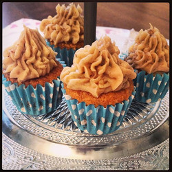 erster Versuch Pudding selbst zu machen- und tadaa es ist geglückt!💪_Hier unsere zuckersüßen Mini-M