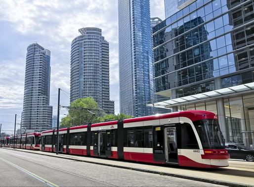 TTC planea nueva flota de vehículos de Bombardier
