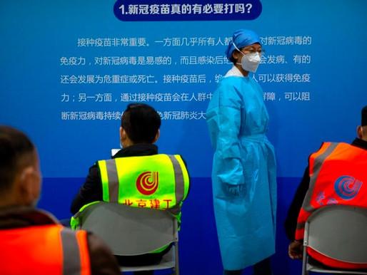 China construye hospital en cinco días