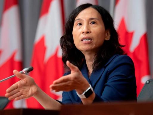 Casos diarios en Canadá podrían triplicarse