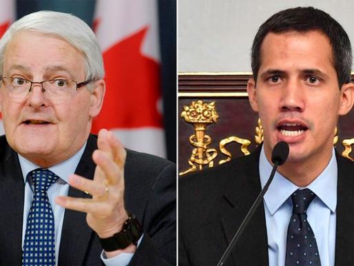Canadá expresa su apoyo para que Venezuela pueda regresar a la democracia