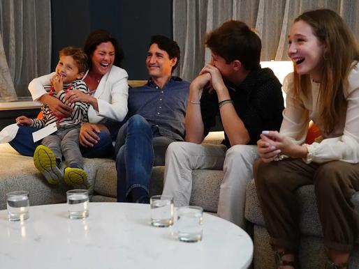 Los canadienses han reelegido un gobierno de minoría liberal