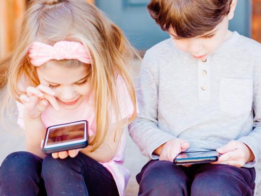 ¿Cuál es la edad apropiada para darle un celular a un niño?