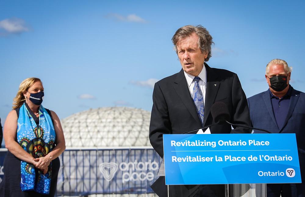 El alcalde John Tory afirma que las pruebas de vacunación son esenciales para evitar la cuarta ola.