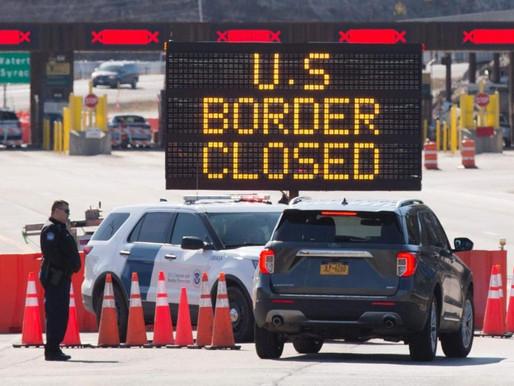 EE. UU. prepara nuevas reglas fronterizas