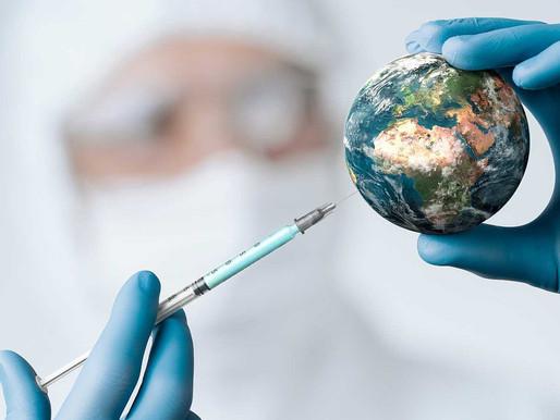 """La esperanza contra la """"pandemia del siglo"""""""