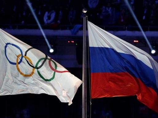 Prohibiciones para Rusia el los Juegos Olímpicos