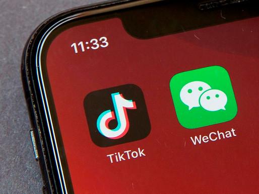 TikTok y WeChat evitan prohibición en E.E. U.U.