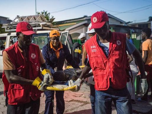 El número de muertos por el terremoto de Haití asciende a más de 700