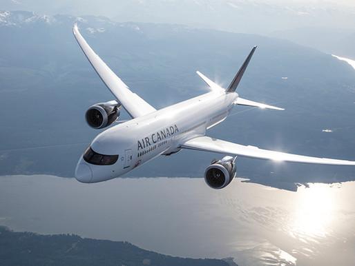Air Canada reduce capacidad y empleos