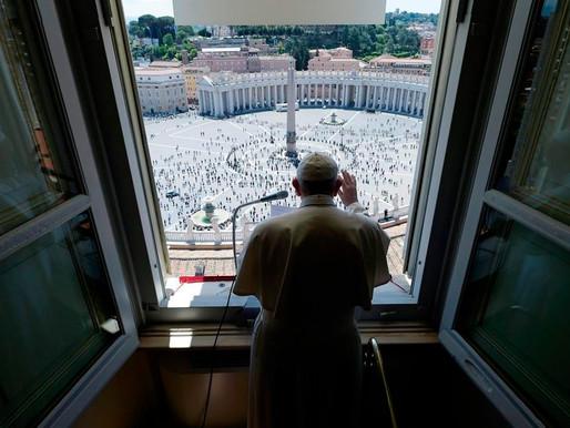 Posible exposición del Papa Francisco al COVID-19
