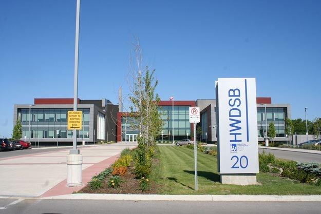 El Centro de Educación de la Junta Escolar del Distrito de Hamilton-Wentworth.
