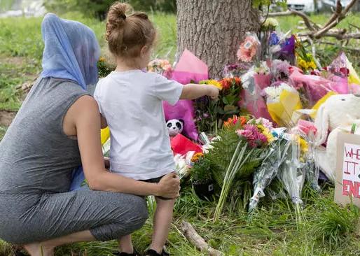 "Trudeau califica el asesinato de la familia musulmana como un ""ataque terrorista"""