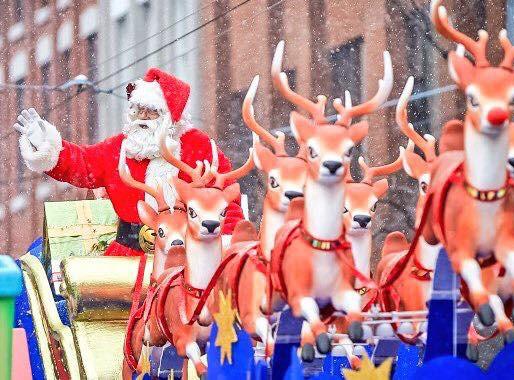 ¡El desfile de Santa Claus número 116 es el sábado!