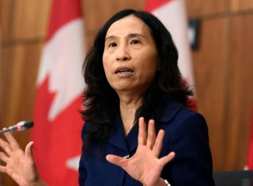Canadá podría ver 60 mil casos diarios de COVID-19