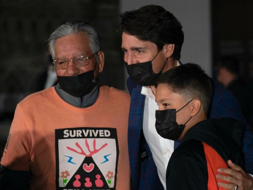 Trudeau es criticado por hacer un viaje familiar en el primer Día de la Verdad y la Reconciliación
