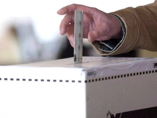 ¿Largos tiempos de espera para los votantes el día de las elecciones federales?