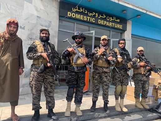 Los talibanes declaran la victoria en Afganistán
