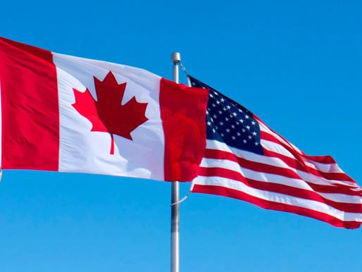 Un anuncio sobre las restricciones fronterizas entre Canadá y EE. UU. podría llegar el viernes