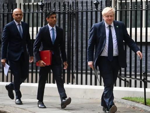 Después de gastar millones en medidas contra el COVID-19, el Reino Unido aumentará los impuestos