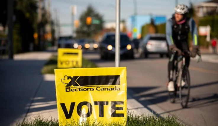 Las urnas electorales federales anticipadas están abiertas este fin de semana, de viernes a lunes, de 9 am a 9 pm Elections Canada aconseja a las personas que sepan dónde se encuentra su centro de votación porque puede ser diferente al de años anteriores.