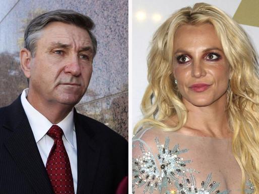 El padre de Britney Spears dejará la tutela