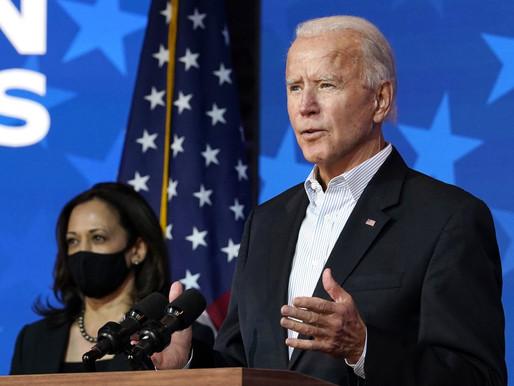 Joe Biden está cada vez más cerca de la presidencia