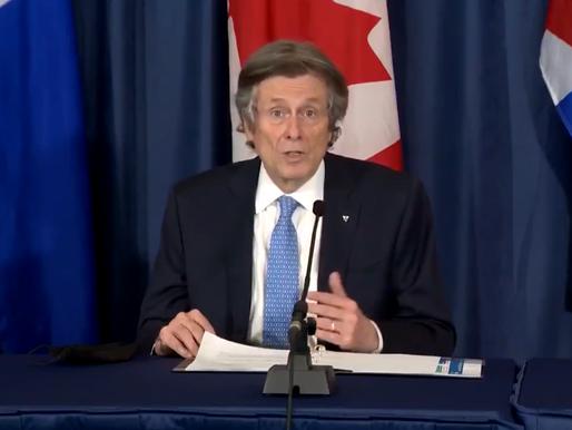 Toronto solicita permiso de la provincia para vacunar personas desde los de 60 años