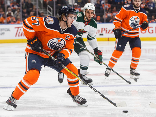 Capitán de los Edmonton Oilers positivo a COVID-19