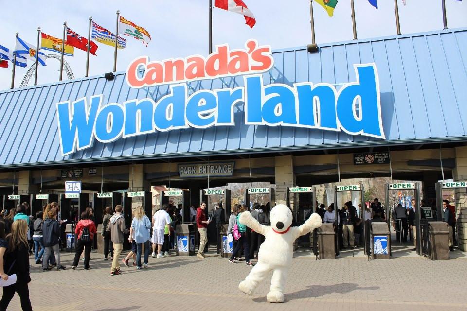 Canada's Wonderland busca contratar a un puñado de empleados antes de la reapertura de mayo