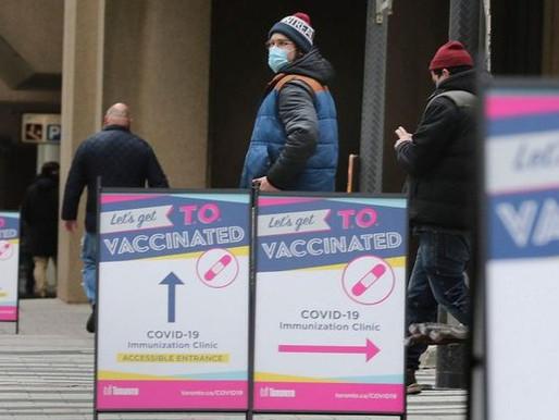 Ontario informa aumento en casos COVID-19