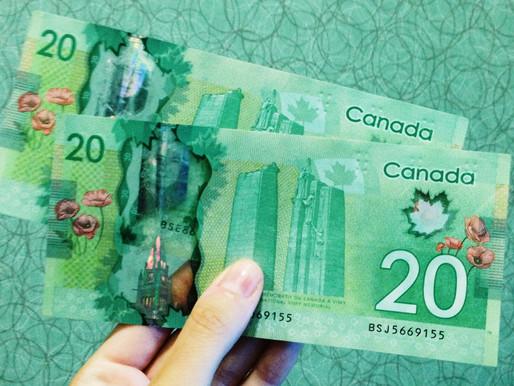 La tasa de inflación de Canadá subió en julio
