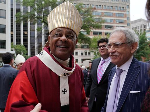 Primer cardenal estadounidense de raza negra