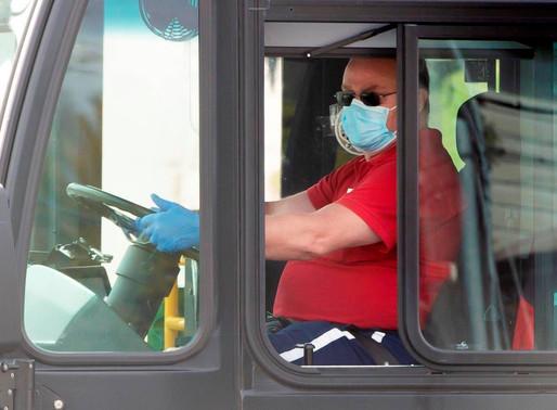 TTC: Mascarillas obligatorias para empleados