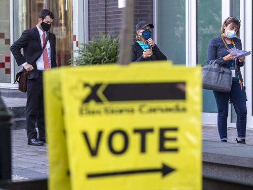¿Qué tanto participaron los votantes en las recientes elecciones federales?