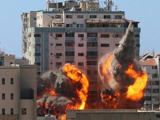 Se intensifican los combates mortales entre Israel y Gaza