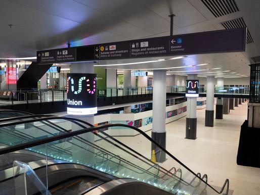 Se completa el proceso de revitalización de Union Station