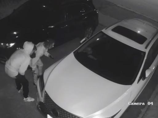 La policía de York desmantela una red de robo de vehículos