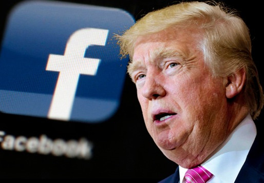 Facebook e Instagram bloquean a Trump