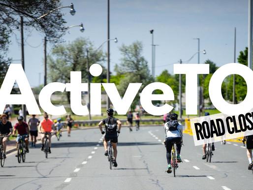 Los cierres viales de ActiveTO están de vuelta este fin de semana