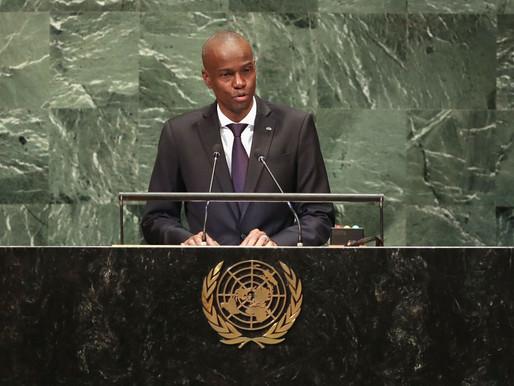 El presidente de Haití, Jovenel Moïse, fue asesinado